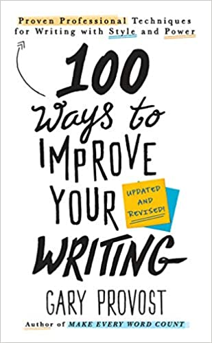 100 ways to improve your writing image for best writing books for beginners