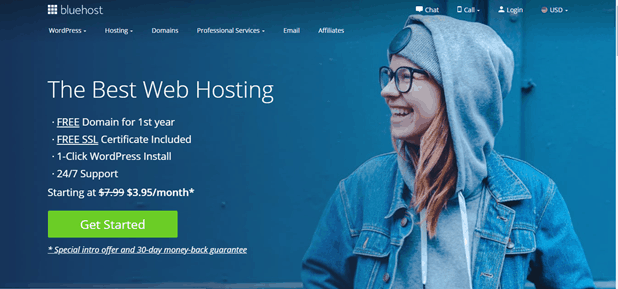 How to Start a Blog for Free and Make Money - Bluehost