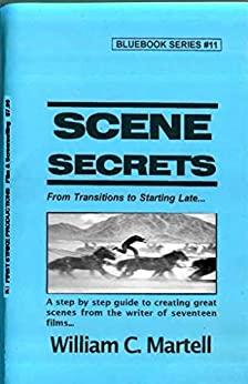 Scene Secrets book image for best writing books for beginners