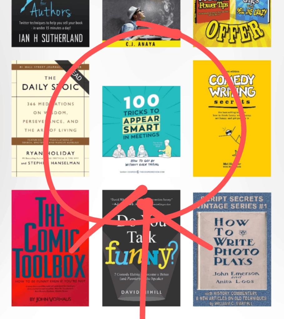 100 books Kindle image