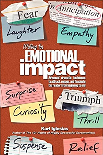 writing for emotional impact for best writing books for beginners