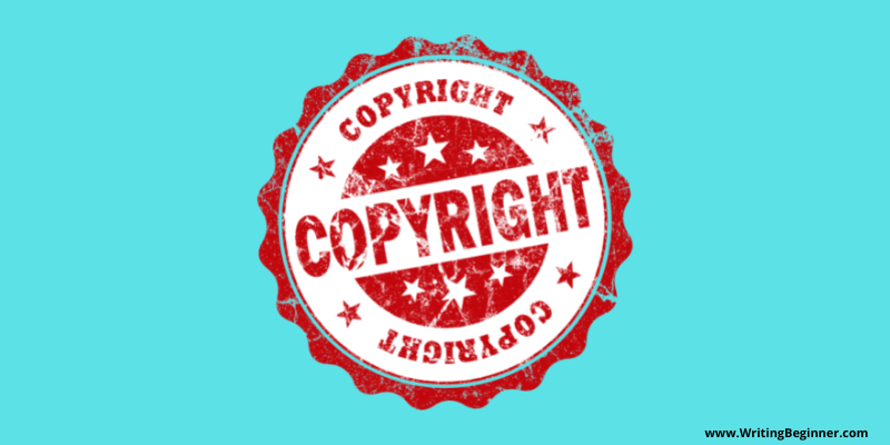 Copyright symbol—How to Write a Disclaimer for Fanfiction