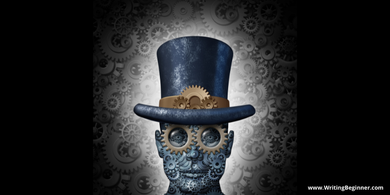 Robot in a top hat—What Does Freeform Mean in Fanfiction?