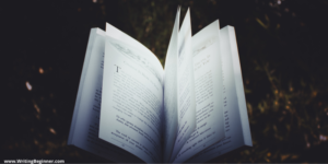 An open book in the darkness—Can AI Write Poetry